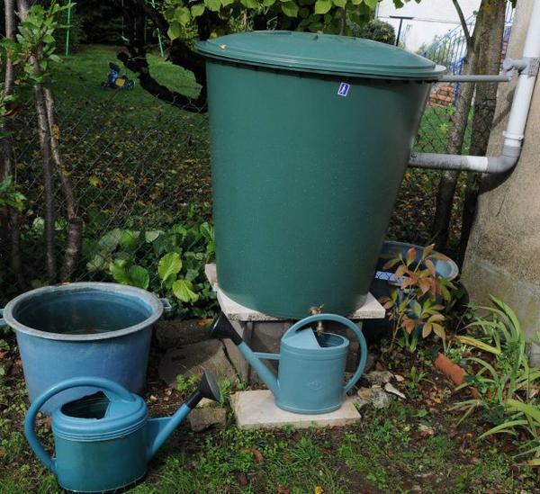 Recuperateur d'eau conseil